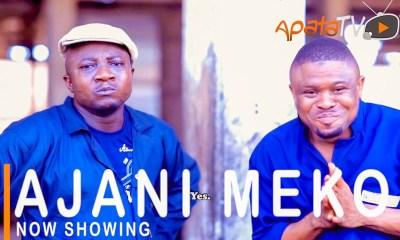 Ajani Meko Latest Yoruba Movie 2021 Drama Download