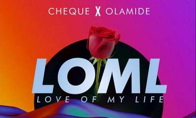 Cheque ft Olamide – LOML