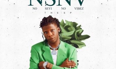 Seyi Vibez - Big Vibe MP3