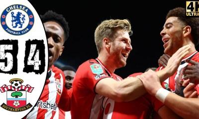 Chelsea Vs Southampton 1-1 Highlights