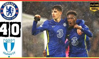 Chelsea Vs Malmo 4-0 Highlights Download