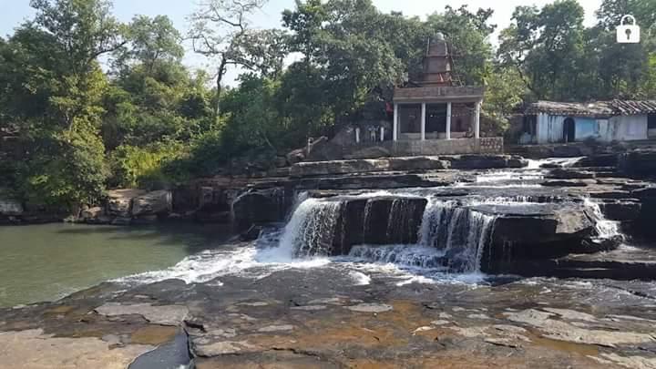 Narhara waterfall, Dhamtari