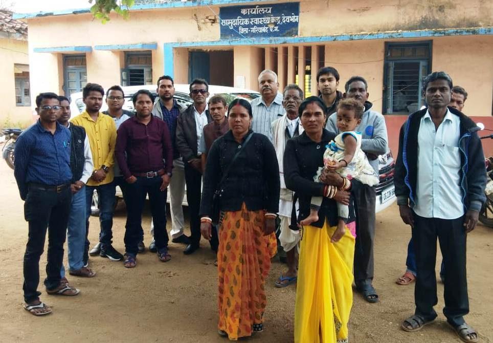 रायपुर : सुपेबेड़ा की तरह किडनी रोग से प्रभावित आंध्रप्रदेश के उदानम के अध्ययन दौरे पर राज्य की टीम