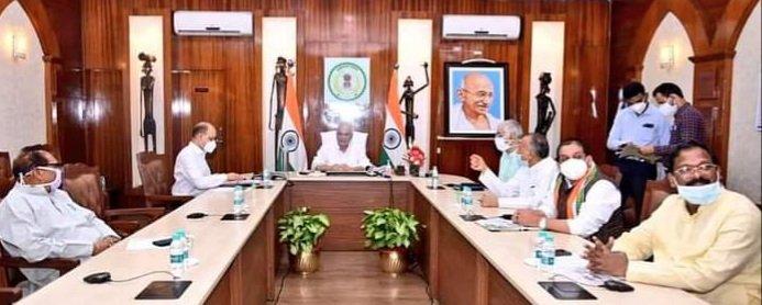 अम्बिकापुर सरगुजा में हवाई सेवा शुरू होने से पूरे प्रदेश के विकास को मिलेगी गति : मुख्यमंत्री श्री बघेल