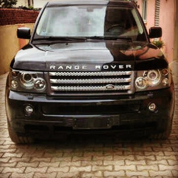 K Solo Range Rover EXCLUSIVE PHOTOS OF ALL NIGERIAN CELEBRITIES WHO ACQUIRED NEW CARS IN 2013