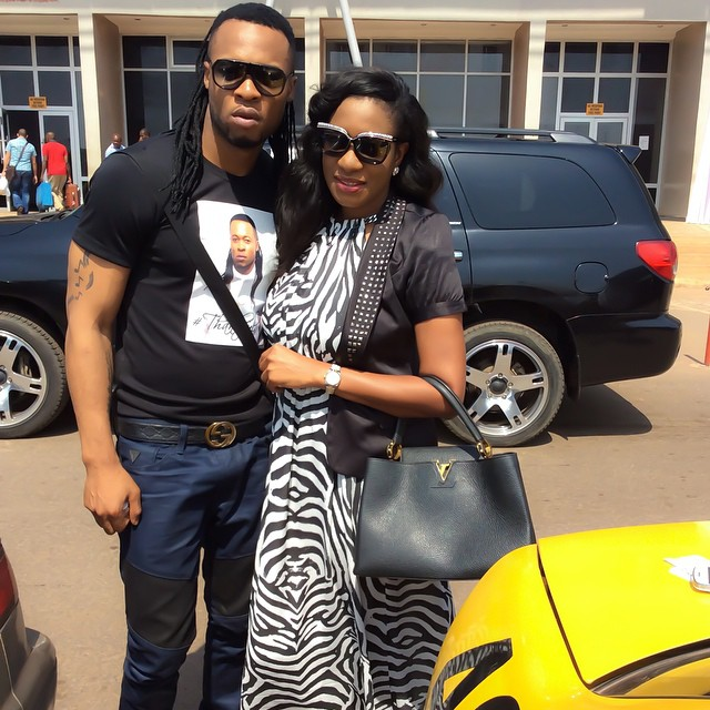 Flavour & Chika Ike