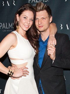 Nick Carter & Lauren Kitt are expecting their first child together