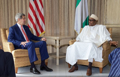 John Kerry's Visit Beyond The Cover Story By Reuben Abati