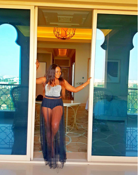 Nollywood Actress Ruth Kadiri Is Uber Hot In New Photo (Peek)