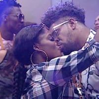 Watch Bisola Give Mouth Action To TTT At The Big Brother Naija House (Video)