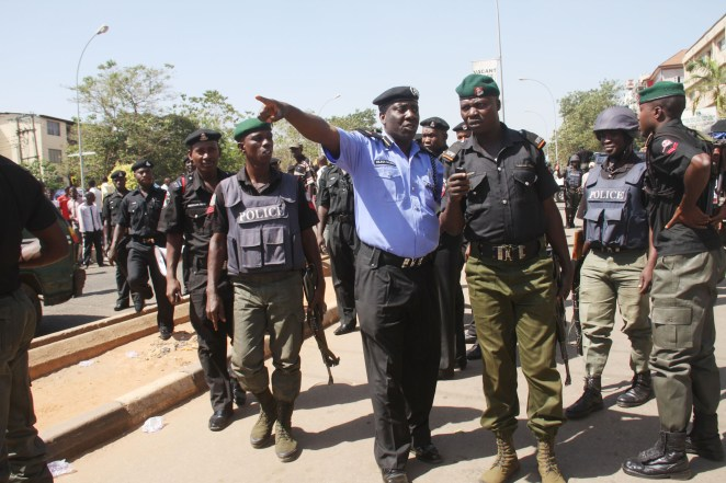 Image result for police in nigeria
