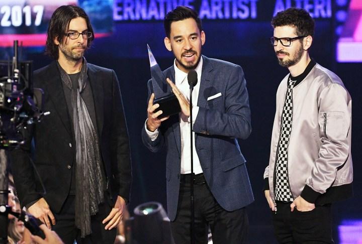 linkin park - American Music Awards 2017: Full List of Winners
