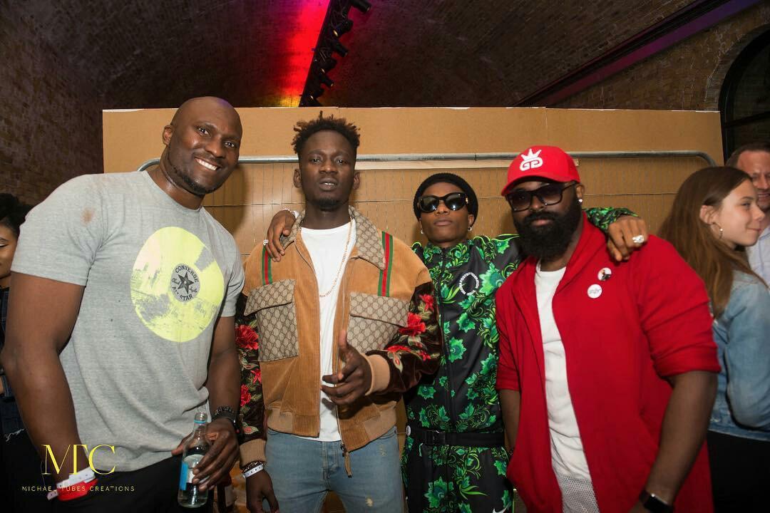 afrorepublik 4 861898405 - Tiwa Savage, Tekno, Awilo, touchdown London for Wizkid's Afrorepublik Festival