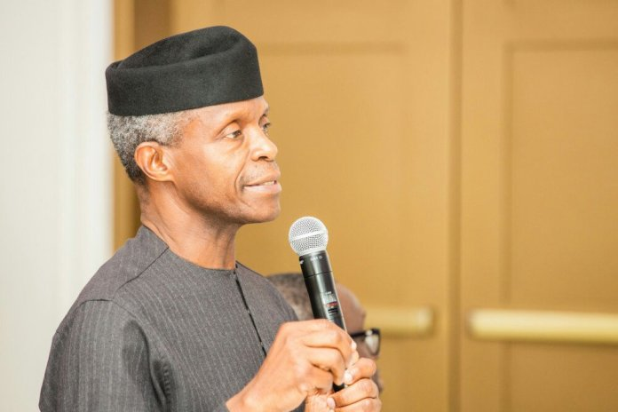 Air Force Helicopter Carrying VP Osinbajo Crashes