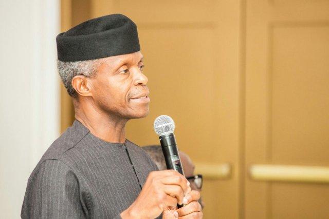 BREAKING: Osinbajo declares position on '2023 presidential interest' 1