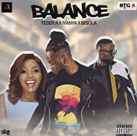 Teddy A - Balance Ft Iyanya & Bisola