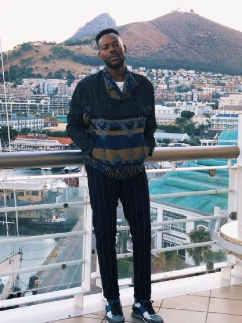 Adekunle Gold and Simi Are In Cape Town For Honeymoon (Photos)