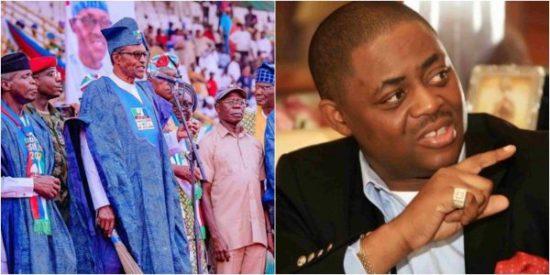 Fani-Kayode Reacts To Crowd Stoning Buhari In Ogun State Rally