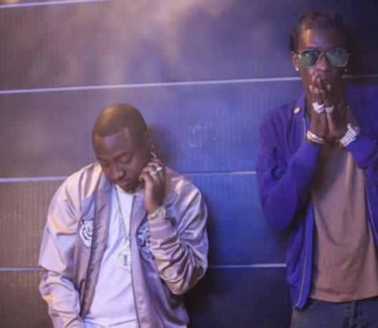 DOWNLOAD mp3: Young Thug – Lady ft. Davido