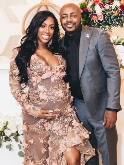 AMAZING IMAGES OF THE PORSHA WILLIAMS BABY SHOWER IN ATLANTA