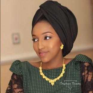 See Photos Of President Buhari's Beautiful Granddaughters