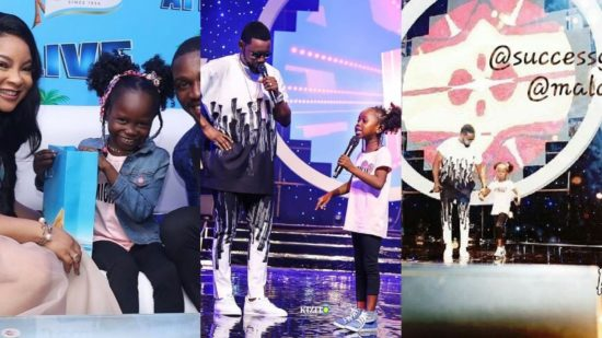 Success Mobbed In Lagos, Signs Endorsement Deal, Appeared On AY Live Show (Photos)