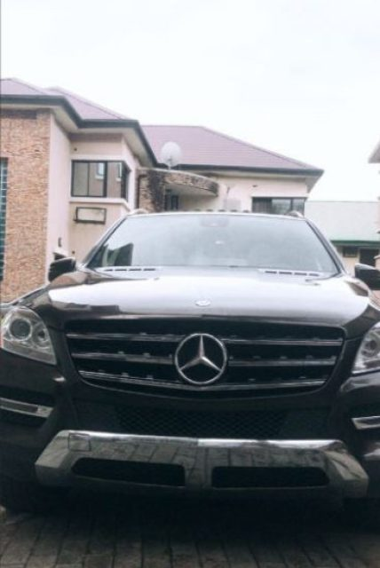 Jaywon Buys New ML350, Mercedes SUV