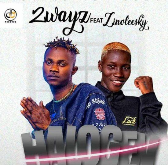2wayz – Halogen ft. Zinoleesky