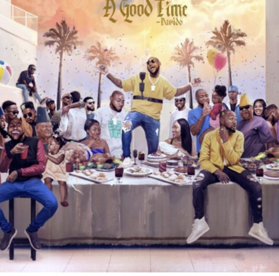 Davido – Sweet In The Middle me ft. Naira Marley x Zlatan Ibile x Wurld