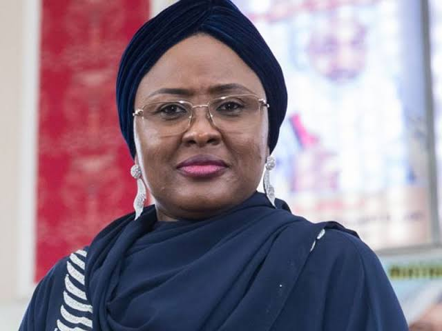 Aisha Buhari still missing from Nigerian public, five months after 1