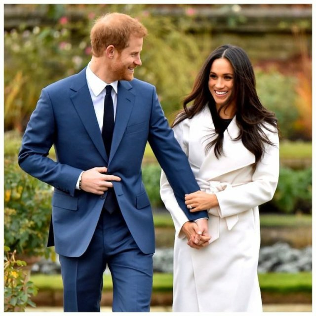 """Prince Harry & Meghan Markle are """"Stepping Back"""" as Senior Members of the Royal Family 1"""