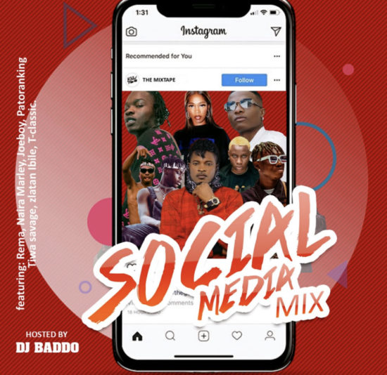 DJ Baddo – Social Media Mixtape