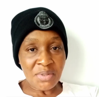 Kemi Olunloyo cries out on social media; says she has been unable to walk 1
