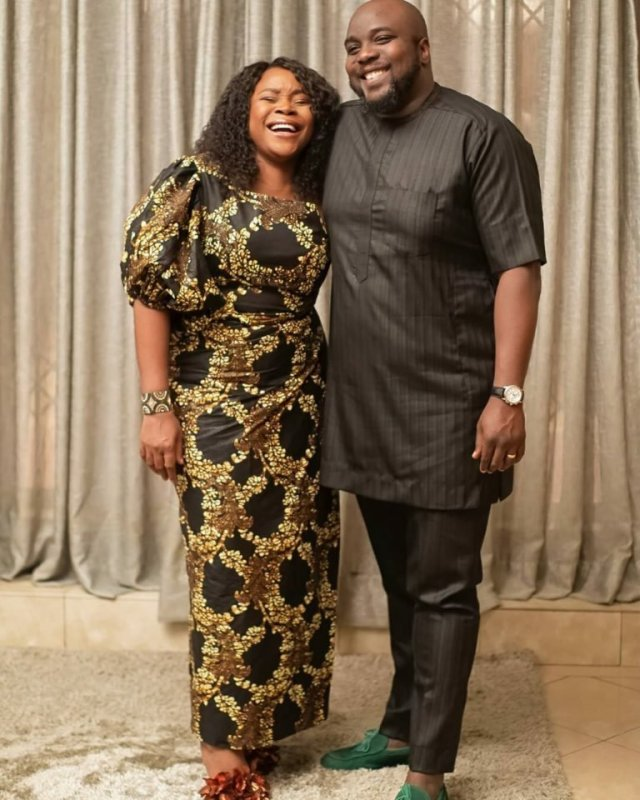 Omawumi is testifying to God's goodness with these beautiful Family Photos 2