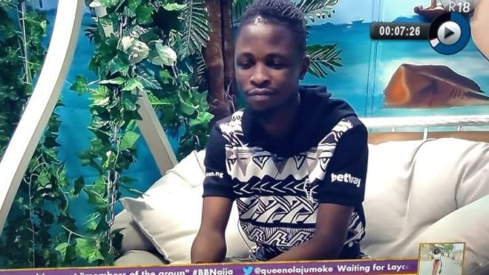 """BBNaija: """"I'm coming for you, Eric can't stop me"""" – Laycon tells Lilo 1"""