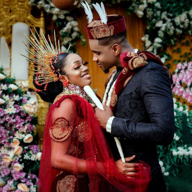 Photos: Living in Bondage actor, Jidekene Achufusi is now married 9
