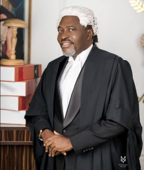 Nollywood actor Kanayo O. Kanayo sends message to fans as he becomes lawyer 1