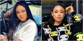 BBNaija: My son lives a better life than you – Nina blasts critics who trolled her after asking which housemates to save 1