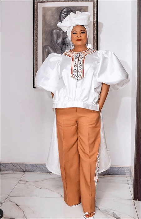 Sola Sobowale Looks Beautiful and Ageless in new Photos 3