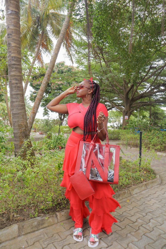 Check Out Photos of your Faves at Waje's 40th Birthday Beach Bash 1