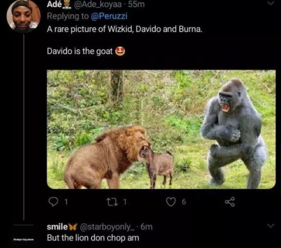 Fans blast Peruzzi on Twitter after he said this about Davido in public 4