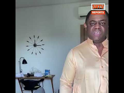 Bashir Ahmad reacts to Femi Fani-Kayode 'rejoining' the APC 1