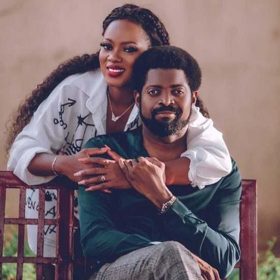 BasketMouth and wife celebrate 10 years of marriage 2