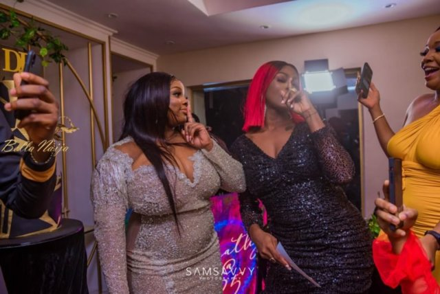 These Photos are Proof #BBNaija's Dorathy Had the Most Memorable Birthday Ever! 11