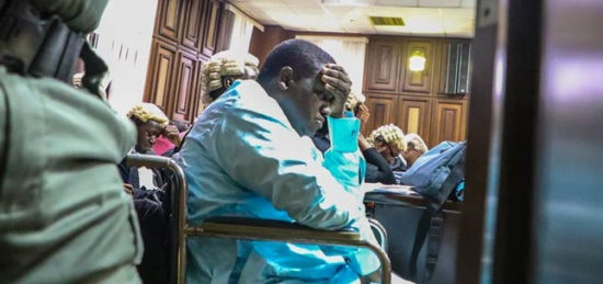 Maina in detention in Niger republic, to be extradited to Nigeria – Police say 1
