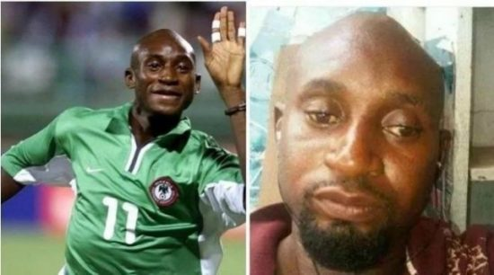Sad Story Of The Wealthy Nigerian Footballer Who Went Blind And Became Broke 1