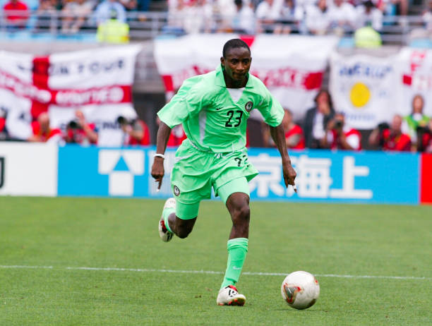 Sad Story Of The Wealthy Nigerian Footballer Who Went Blind And Became Broke 4