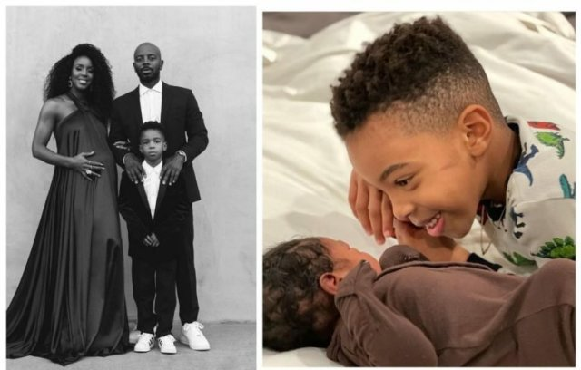 Kelly Rowland & Tim Weatherspoon have welcomed another Baby Boy! 1
