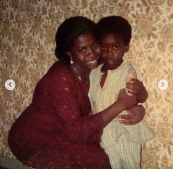 Bovi Remembers His Mother 5 Years After Her Death (Photos) 3