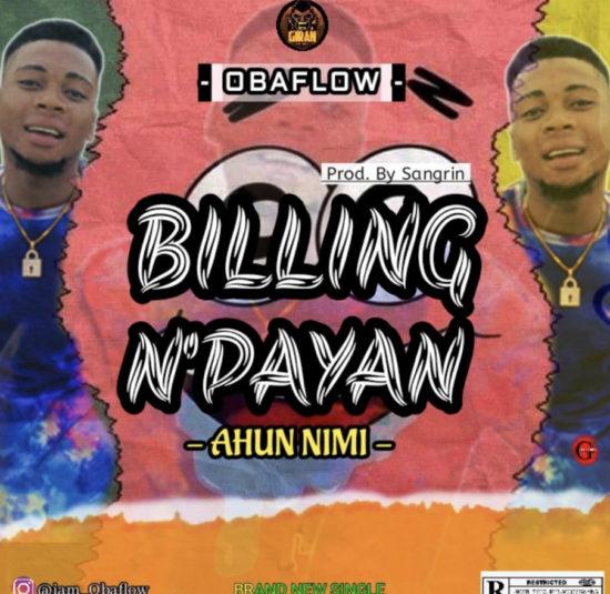 Obaflow - Ahun Nimi (SMAN Anthem)
